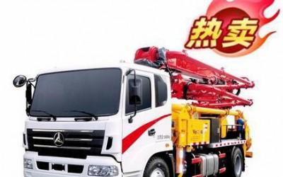 三一重工混凝土泵车所向无敌 引领中国智造走向世界